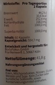 krill omega 3 arktis pure inhaltsstoffe